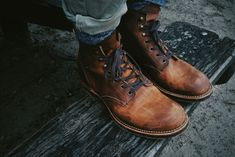 red wing heritage 2959 blacksmith copper