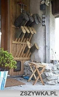 Una buena opción para que las botas no ingresen a la casa