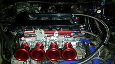 more engine pics