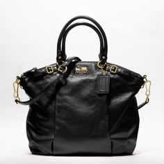Coach Leather Bags | Coach madison gathered leather lindsey satchel (new colors)