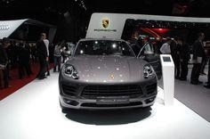 Targi Genewa 2014 | Porsche Macan