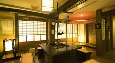 Eating Area at Yumotoso Ryokan, Kurokawa Hot Spring | Japanese Guest Houses