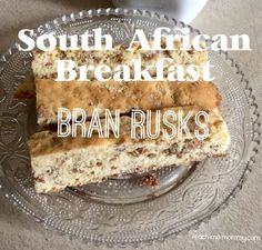 South African Rock Cakes Recipe