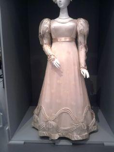 Dress, ca 1825 Europe