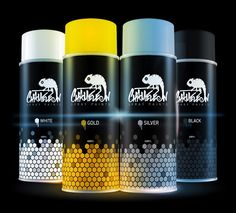 Chameleon (Concept) on Packaging of the World - Creative Package Design Gallery
