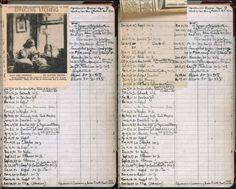Edward Hopper's Ledger