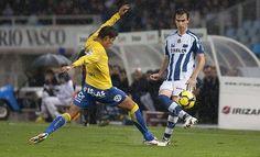 En vivo todo lo que acontezca en el Estadio Gran Canaria en el partido UD Las Palmas - Real Socieda...