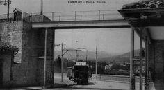 Plazas Y Calles De Ayer Y Hoy   Memorias del Viejo Pamplona