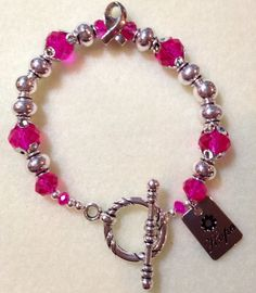 Cleft Lip and Palate Awareness Bracelet by PKJBOWTIQUE on Etsy