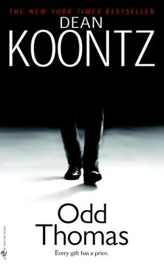 Odd Thomas by Dean Koontz - Meet Odd Thomas, the unassuming young hero of Dean Koontz's dazzling New York Times bestseller, a gallant sentinel at the crossroads of life and death who offers up his heart in these pages and will forever capture yours.  (Bilbary Town Library: Good for Readers, Good for Libraries)