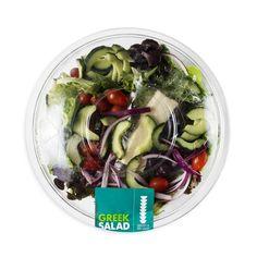 Bulk Greek Salad 500g Woolworths Food, Greek Salad, Vegetable Salad, Food Items, Cabbage, Salads, Herbs, Fruit, Vegetables