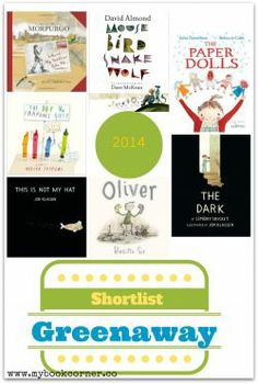 Shortlist for the KateGreenaway Medal 2014 Book Awards. Some fab picture books here.
