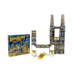 Demolition Lab: Triple Blast Warehouse Review & Giveaway! (Ends 11/16/13)