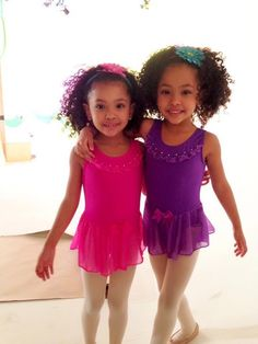 curlskinksandcoils: Anais and Mirabelle                                                                                                                                                                                 More