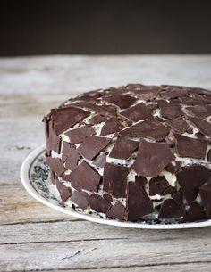 Chocolate Birthday Cake Frosting & Decorating | I Am Gluten Free