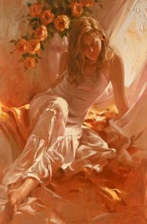 La influencia de Sargent: Richard S. Johnson Ochre and light