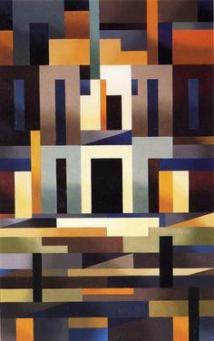 Composizione, 1971 by Aldo Galli