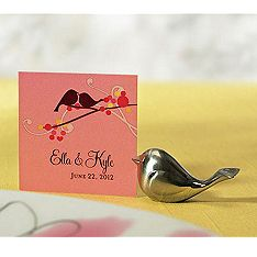 Love Bird Card Holders