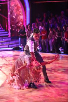 James Maslow and Peta Murgatroyd dance the Viennese Waltz on #DWTS Week 8 (5/5/15)