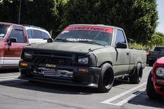 #Toyota #Hilux_MiniTruck #Mk5 #Pickup #SingleCab #Modified #Slammed #Stance