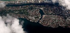 Miami from above ♥ Amazing Pics, Amazing Things, Bible Teachings, City Photo, Miami