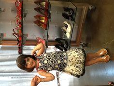 Nina, shoe diva! At