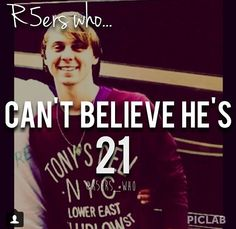 I sish R5 were a little closer to my age
