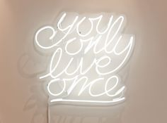 YOLO | 10 Ways to Add Neon Signs to Your Decor, romantic néon, colorful | Tumblr, néon lifestyle, Best neon lighting ideas, an original neon lighting ideas, wonderful neon, , neon lighting ideas.