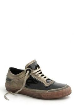 Diesel Black Gold-shoes-sneakers in pelle-leather sneakers-Diesel Black Gold fea5fcbf0906