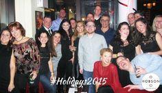 Happy Holidays from Hobson Associates! #Holidays2015.