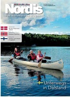 """Noch ziemlich neu bei United-Kiosk.de und schon eines unserer Lieblingsmagazine: Nordis - Das Nordeuropa-Magazin. Es ist unser Geheimtipp für alle Skandinavien-Urlauber und -Fans.  Heute beim #epaperMonday könnt ihr die aktuelle Ausgabe gratis lesen. Einfach Code """"ELCH"""" einlösen: https://www.united-kiosk.de/epaperMonday/"""