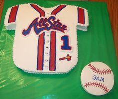 1st Birthday Baseball Cakes media.cakecentral.com
