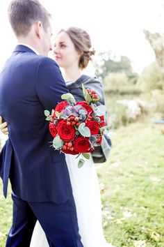 Bouquet - Weddings By Emily Charlotte