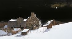 Peter Sculthorpe, Fine Artist