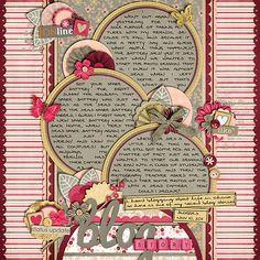 Scrapbook: love notes?