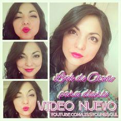 ¡Hola! Acabo de subir un video nuevo, espero que les guste.   Les deseo una semana excelente a todos.   Link: https://youtu.be/72Mtawd0aKY   #fall #autumn #makeup #look #maquillaje #otoño #diario #pink #everyday #daily  #mujer #woman #beauty #belleza #tutorial #Youtube #newvideo #nuevovideo