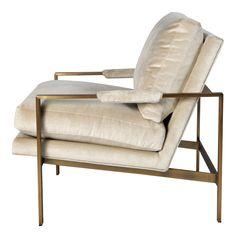 Milo Armchair - Mid-Century / Modern Lounge Chairs
