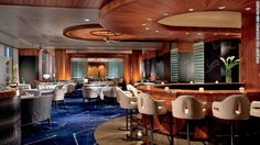 """Ranked #7 in the """"World's Best Hotel Restaurants in 2014""""- Blue @ The Ritz-Carlton, Grand Cayman"""