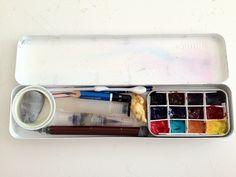 Travel sketch kit | Flickr - Photo Sharing!
