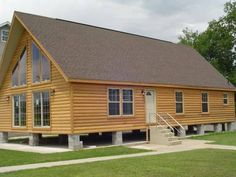 View On Line No Longer Display Titan MO680 Chalet Modular Home For Sale