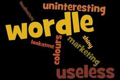 Credit: Wordle Welcome to the wonderful world of wordles. This one has been made by John Burn-Murdoch, a member of our data team - he swears he made it satirically but we're not so sure. Data Visualization, Confused, Marketing, Infographics, Infographic, Info Graphics, Visual Schedules