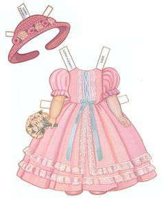 The Wendy Ann Series Paper Doll From The Madame Alexander Collection by Peck Aubry - Nena bonecas de papel - Picasa Webalbum