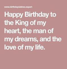 Happy Birthday Quotes For Boyfriend Birthday Quotes Happy Birthday Love Message, Birthday Message For Boyfriend, Birthday Wish For Husband, Happy Birthday Quotes For Friends, Happy Birthday Messages, Birthday Husband Quotes, Birthday Wishes To Husband, Happy Birthday Husband Romantic, New Year Quotes For Friends