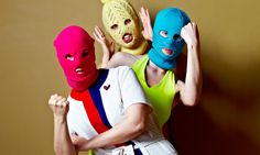 Pussy Riot: activists, not pin-ups  Clever, committed and courageous, Pussy Riot are the only band that mattered in 2012. They have used their year in the spotlight to expose injustice