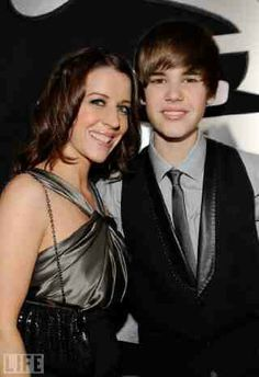Justin and Pattie ❤
