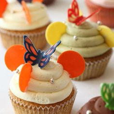 So pretty you won't want to eat them, yet so tasty you'll be sorry if you don't! Enjoying the artfully crafted butterfly cupcakes by the chefs at China World Hotel, #Beijing's The Sweet Spot bakery.