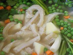Receta de Sopa de Arroz Colombian Food, Ethnic Recipes, Vestidos, Rice Soup, Snap Peas, Soups, Cooking, Ethnic Food, Beverages