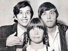 Foto de Os Mutantes 1966