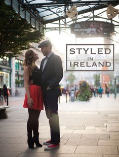 A Dublin Date Night #styledinireland   ONCE THE MUSICAL live on stage at the Sacramento Community Center Theater April 14 - 19, 2015. For tickets and info: http://www.californiamusicaltheatre.com/events/once/