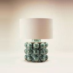 Bouble, Ceramic lamp